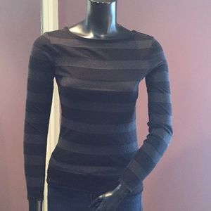 The Limited Light-Weight Wool Blend Knit Top